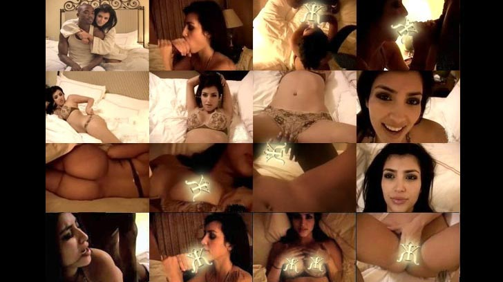Kim k and rayj sextape